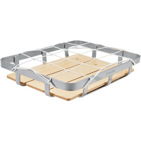 Electra Linear Front Tray Basket graphite
